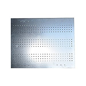 RMP Wall Mount Pegboard, Galvanized Steel, 23