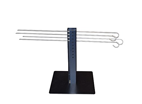 RMP Portable Campfire Stand With Skewers