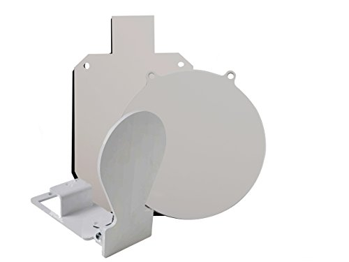RMP Gong Swing, White Sillhouette & Spring-loaded Target Kit