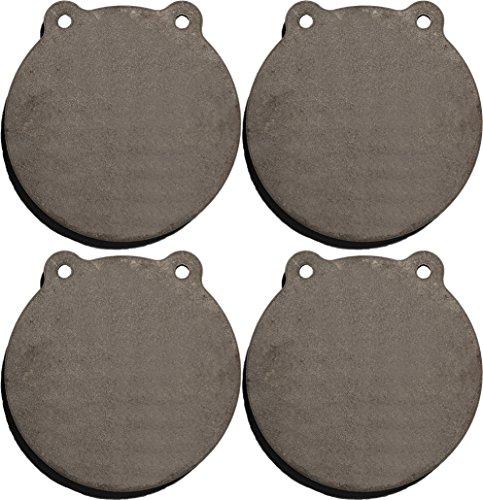 RMP Gong Swing Target Kit - 4 Piece 4 Inch Set, Unpainted