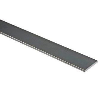 RMP Hot Roll Flat Bar, 1/8 Inch x 1/2 Inch x 24 Inch Length