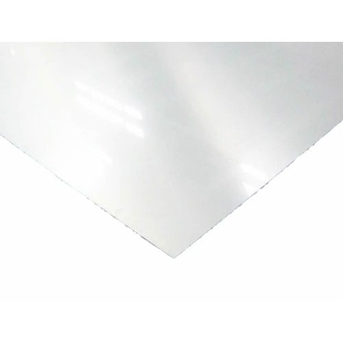 RMP 430 Stainless Steel Sheet 12 Inch x 12 Inch x 24 Ga. Thick, Bright Annealed - PVC ONE SIDE