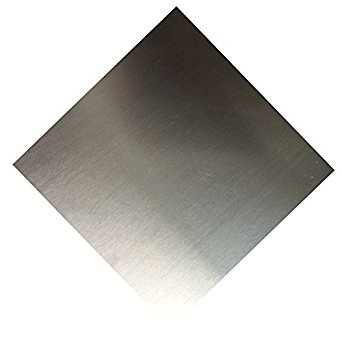 RMP 3003 H14 Aluminum Sheet, 12 Inch x 12 Inch x 0.249 Inch Thick