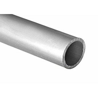 RMP 6061-T6 Aluminum Schedule 40 ASTM B429 Structural Pipe, 1/2 Inch