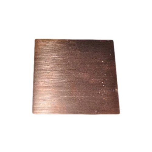RMP 24 Oz. Copper Sheet - 12 Inch x 12 Inch x 0.032 Inch Thick, 1/8 Hd