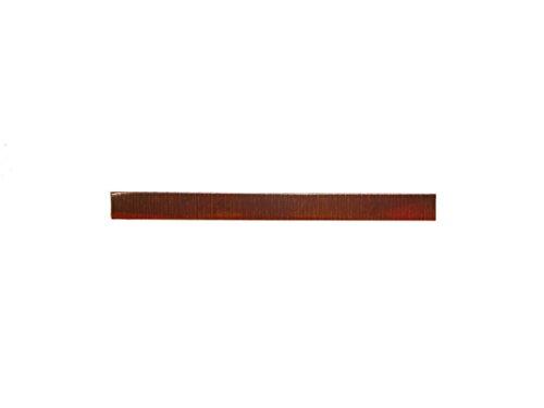 RMP Stamping Blanks, 1/2 Inch x 6 Inch Bracelet Blank, 16 Oz. Copper, .021