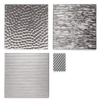 RMP Textured Stainless Steel - 4