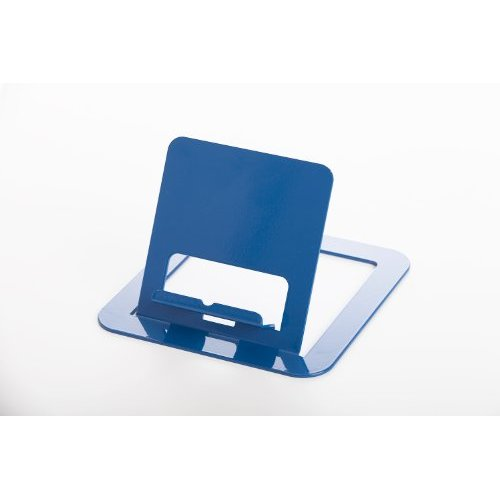 RMP Blue Universal Tablet Stand for iPad/iPad 2, Galaxy Tab, Surface, Nook, Nexus and Other Tablets