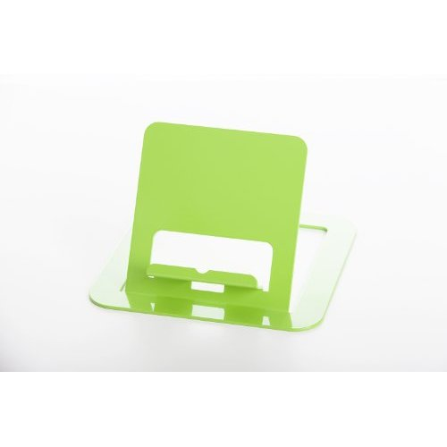 RMP Green Universal Tablet Stand for iPad/iPad 2, Galaxy Tab, Surface, Nook, Nexus and Other Tablets