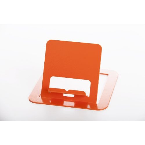 RMP Orange Universal Tablet Stand for iPad/iPad 2, Galaxy Tab, Surface, Nook, Nexus and Other Tablets