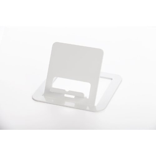 RMP White Universal Tablet Stand for iPad/iPad 2, Galaxy Tab, Surface, Nook, Nexus and Other Tablets
